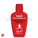 Ulei de masaj Hemel Sport Body & Massage Oil