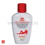 Ulei de masaj cu multivitamine Hemel Relax Body & Massage Oil