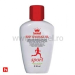 Ulei de masaj cu multivitamine Hemel Sport Body & Massage Oil